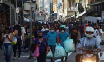 Covid-19: Brasil registra 290 mortes e 12,3 mil casos nas últimas 24h