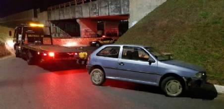 Detran-DF localiza veículo de condutor que fugiu após atropelar motociclista