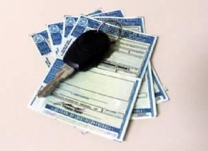 CNH e CRLV serão recolhidos apenas no caso de suspeita de fraude
