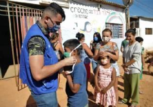 DF Legal: saiba como será a fiscalização do uso de máscaras