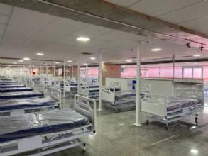 DF terá hospital de campanha com 400 leitos para tratar pacientes com Covid-19