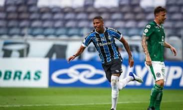 Em noite de recorde de Renato Gaúcho, Grêmio vence Goiás na Arena