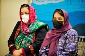 GDF abriga juízas refugiadas do Afeganistão