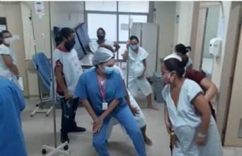 Após dança, gestantes dão à luz no Hospital de Santa Maria