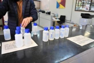 Laboratório da Caesb garante 100% de qualidade da água
