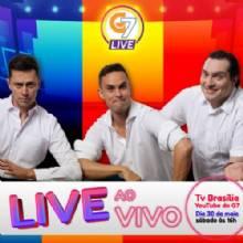 Live Ao Vivo da Cia de Comédia G7