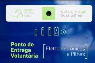 Taguatinga recebe drive-thru para descarte e doação de resíduos eletroeletrônicos