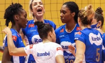Minas Tênis Clube conquista Superliga Feminina de vôlei