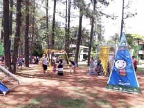 Parque DiverSom chega ao Jardim Botânico