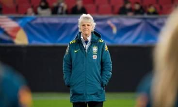 Pia elogia competitividade nas semifinais do Brasileiro Feminino
