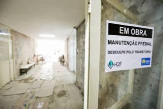 Hospital Regional de Ceilândia passa por reforma completa
