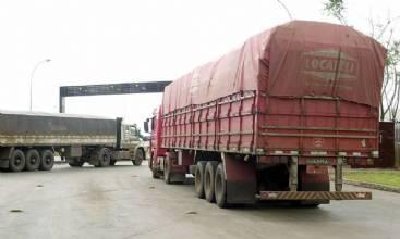 Roubos de carga no Rio registram queda de 37% em relação a 2020