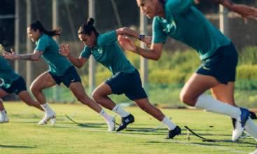 Seleção feminina de futebol inaugura participação do Brasil em Tóquio