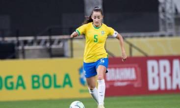 Seleção feminina: Luana sofre lesão no joelho e deve perder Tóquio