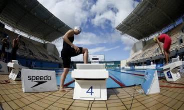 Seletiva de natação define vagas olímpicas de velocidade nesta quinta