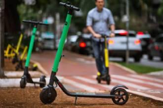 Transporte público ganhará bicicletas e patinetes integrados
