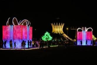 Últimos dias para aproveitar o Brasília Iluminada