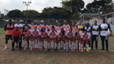 Ajude o Legião Futebol Clube Feminino