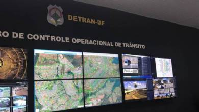 Detran fará fiscalização por videomonitoramento nas vias do Aeroporto de Brasília