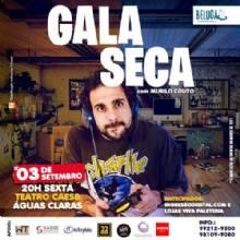 Murilo Couto (THE NOITE – SBT) em Gala Seca