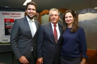 Lançamento do Livro em homenagem ao Ministro Marco Aurélio Mello