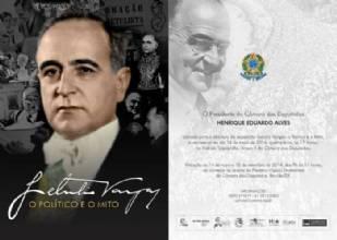 Exposição Getúlio Vargas: o Político e o Mito