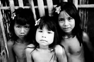 Mostra fotográfica Krahôs – Heranças Culturais Brasileiras, da fotógrafa Gisa Muller.