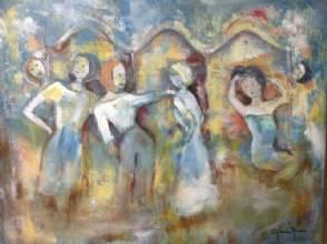Exposição Reminiscências, de Gloria Romero