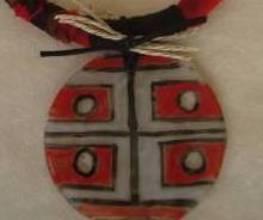 Arte Indígena em Vidro