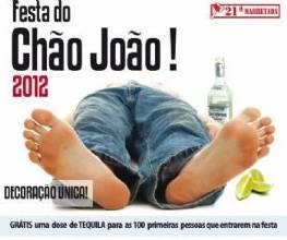 Promoção - Festa do Chão João