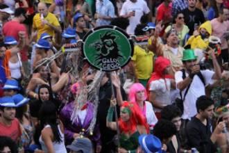 Bloco GALO CEGO anima pré-carnaval de Brasília
