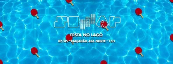 SOM+AR: Festa no Lago