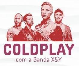 Tributo a Coldplay sábado no Pátio Brasil
