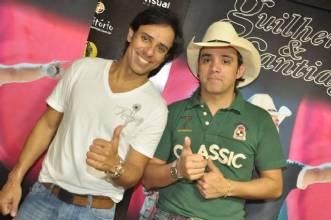 Guilherme e Santiago fazem show no Villa Mix Brasília