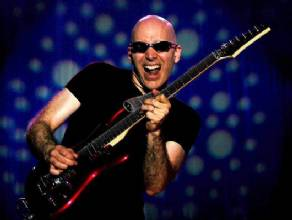 Joe Satriani - 2014 World Tour
