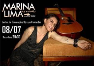 Marina Lima, No Osso