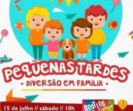 Show dos Beatles para Crianças marca estreia do projeto Pequenas Tardes