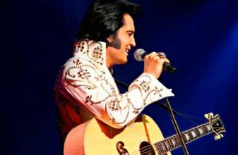 The King is Back - o maior tributo a Elvis do mundo - chega a Brasília, direto da Inglaterra