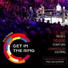 Brasil sedia competição Get in The Ring
