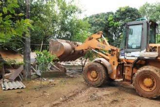 Ezechias Heringer: governo retoma mais 70 mil m² de área pública ocupada irregularmente