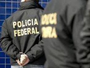 PF prende três pessoas acusadas de desviar dinheiro público na área esportiva