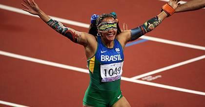 Com 22 pódios, atletismo brasileiro bate recorde de medalhas