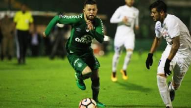 Rossi comemora participação direta na vitória da Chape na Libertadores