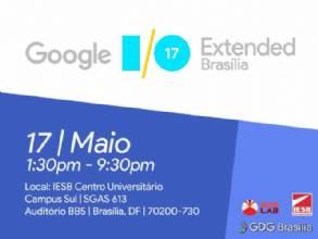 IESB recebe Conferência Google I/O 2017