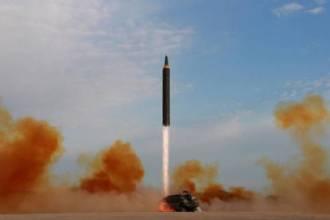Coreia do Norte faz novo disparo de projétil