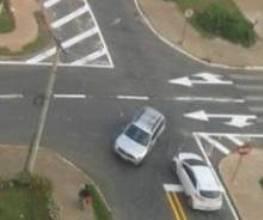 Detran-DF promove alteração no trânsito de Águas Claras