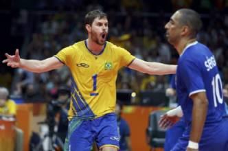 Brasil enfrenta Campeonato Mundial de Voleibol Masculino 2018 com novo treinador