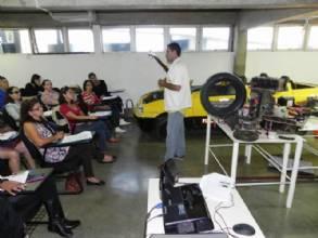 Detran-DF oferece curso gratuito de noções de mecânica