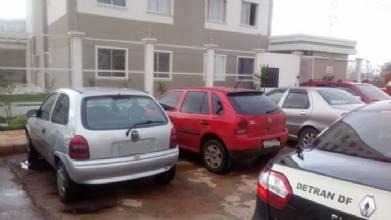 Detran recupera dois veículos roubados