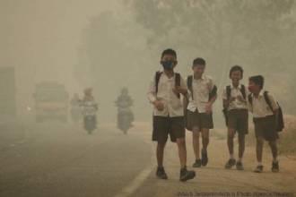 No Dia Mundial da Saúde o ar é destaque e a falta dele pode ser sinal de doença